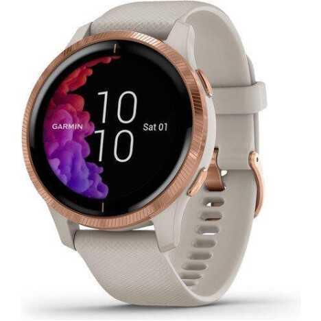 Смарт-часы Garmin Venu Gold GPS Sports Watch (010-02173-21)