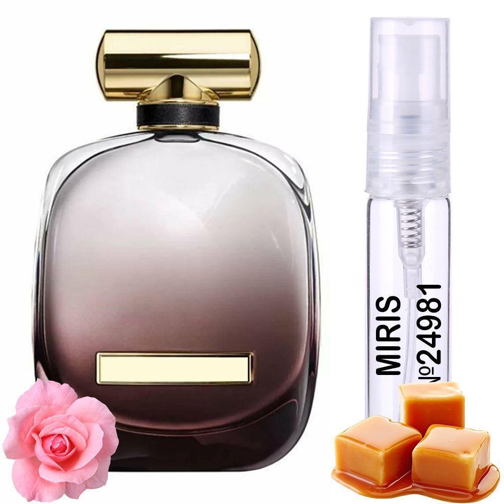 Пробник Духів MIRIS №24981 (аромат схожий на Nina Ricci L Extase) Жіночий 3 ml