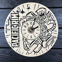 Настенные деревянные часы 7Arts Тихоокеанский рубеж CL-0426, КОД: 1474588