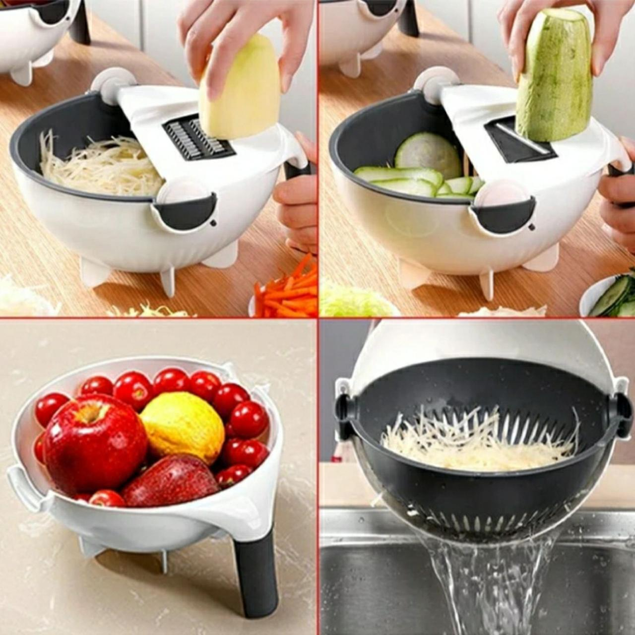 Мультислайсер-Терка-Овощерезка Basket Vegetable Cutter