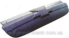 Зимняя накладка на решетку радиатора Chevrolet Aveo (структурный)