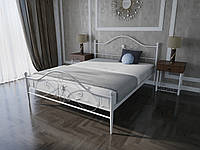 Кровать MELBI Фелиция Двуспальная 160190 см Белый КМ-004-02-3бел, КОД: 1457204