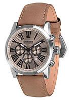 Мужские наручные часы Guardo S01578 GrGrBr Серебристый, КОД: 1548712