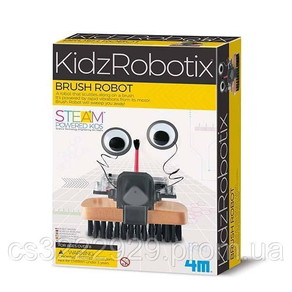 Набор для творчества 4M Робот-щетка (00-03282)
