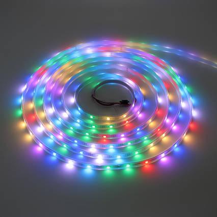 Светодиодная RGB LED 5v/В лента SMD 2835