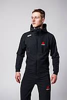 Спортивный костюм мужской Reebok черный