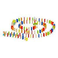 Игровой набор Viga Toys Домино, 116 элементов (51620), фото 1