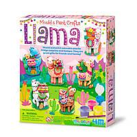 Набор для творчества 4M Ламы (00-04754), фото 1