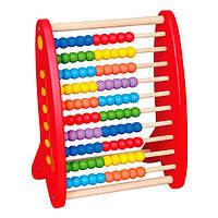 """Развивающая игрушка Viga Toys """"Счеты"""" (59718), фото 1"""
