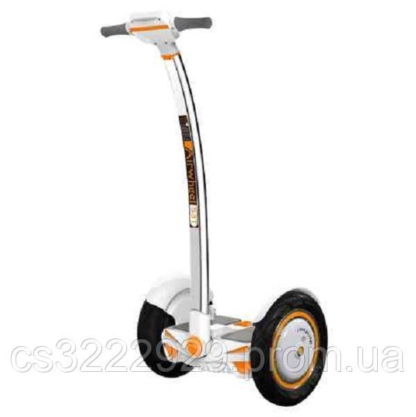 Гироборд макси AIRWHEEL S3T+ 520WH (белый/оранжевый)