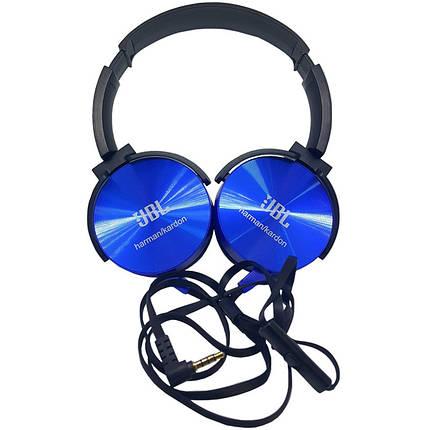 Проводные наушники XB-450 harman/kardon Синие, фото 2
