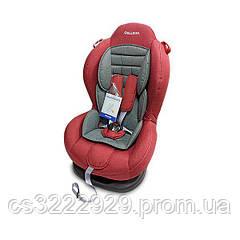 Автокресло Welldon Smart Sport от 9 месяцев до 6 лет (красный/серый) BS02N-S95-003
