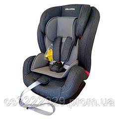 Автокресло 13 36 кг Welldon Encore Isofix (графитовый/серый) BS07-TT95-001