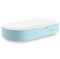 Стерилизатор Brano для телефона портативный с бактерицидной лампой Мятный hubKfZw19797, КОД: 1800758