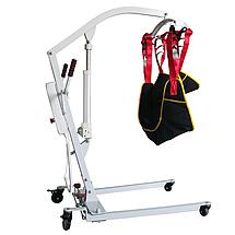 Подъемник для инвалидов электрический MIRID D02A (с аккумулятором), фото 2