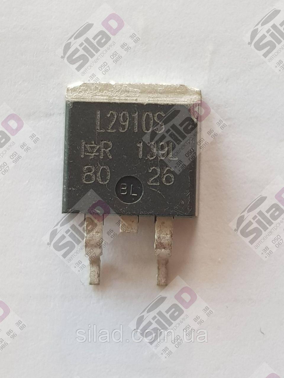 Транзистор IRL2910S, L2910S корпус TO-263