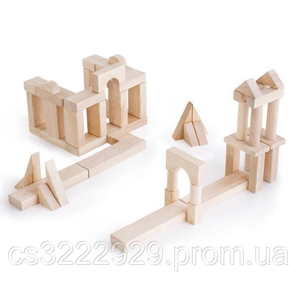 Набор строительных блоков Guidecraft Unit Blocks, 56 шт. (G2111B)