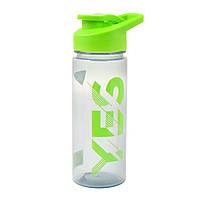 Бутылка для воды YES 500 мл Салатовый 706912, КОД: 1563732
