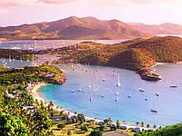 РОСКОШНЫЕ КАРИБЫ - туры на остров Антигуа, авиабилет Condor + Lufthanza в пакете!