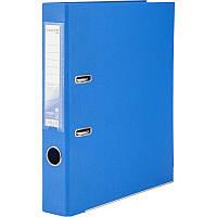 Папка реєстратор 5см Delta by Axent А4 двухстор покр блакитна D1711-07C
