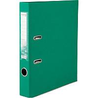 Папка реєстратор 5см Delta by Axent А4 двухстор покр зелена D1711-04C