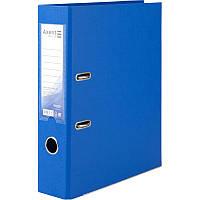 Регистратор 7,5 см Axent PP А4 двухсторонняя голубой Delta (D1712-07C)