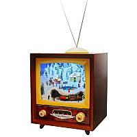 Новогодний телевизор BST 42 см Коричневый 170048, КОД: 1404365