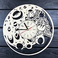 Настенные деревянные часы 7Arts Восхитительная луна CL-0416, КОД: 1474581