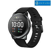 Smart Watch Xiaomi Haylou Solar LS05 Смарт Часы Black Global Оригинал