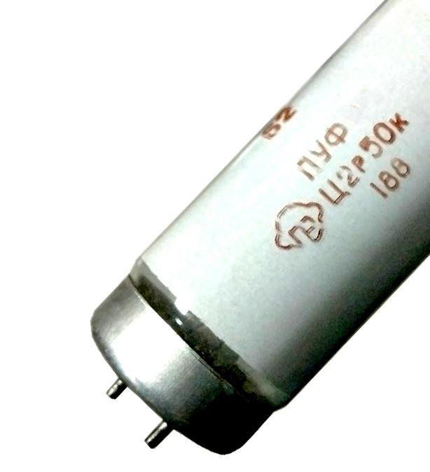 Лампа люминесцентная ультрафиолетовая ЛУФ 40 И-2 G13d
