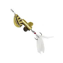 Блешня D•A•M EFFZETT® Rattlin Spinner №5 18г (колір - Gold)