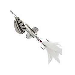 Блешня D•A•M EFFZETT® Rattlin Spinner №5 18г (колір - Silver)