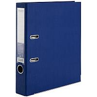 Папка-реєстратор AXENT двостор Prestige+ А4 PP 5 см синій 1721-02C-A