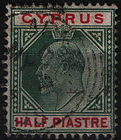 Кипр Cyprus 1903 год
