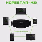 Портативная Bluetooth колонка Hopestar H20, фото 5