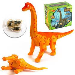 Динозавр на батарейці