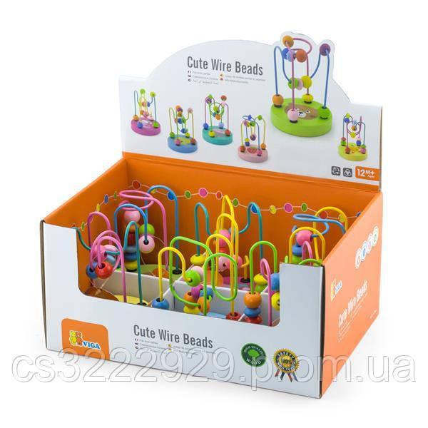 Мини-лабиринт Viga Toys пальчиковый (50047)
