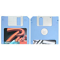 Портативное зарядное устройство Power Bank Remax Floppy RPP-17 5000mAh Blue, КОД: 1155089