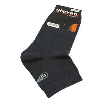Мужские носки Steven Art-046 в темно-сером цвете