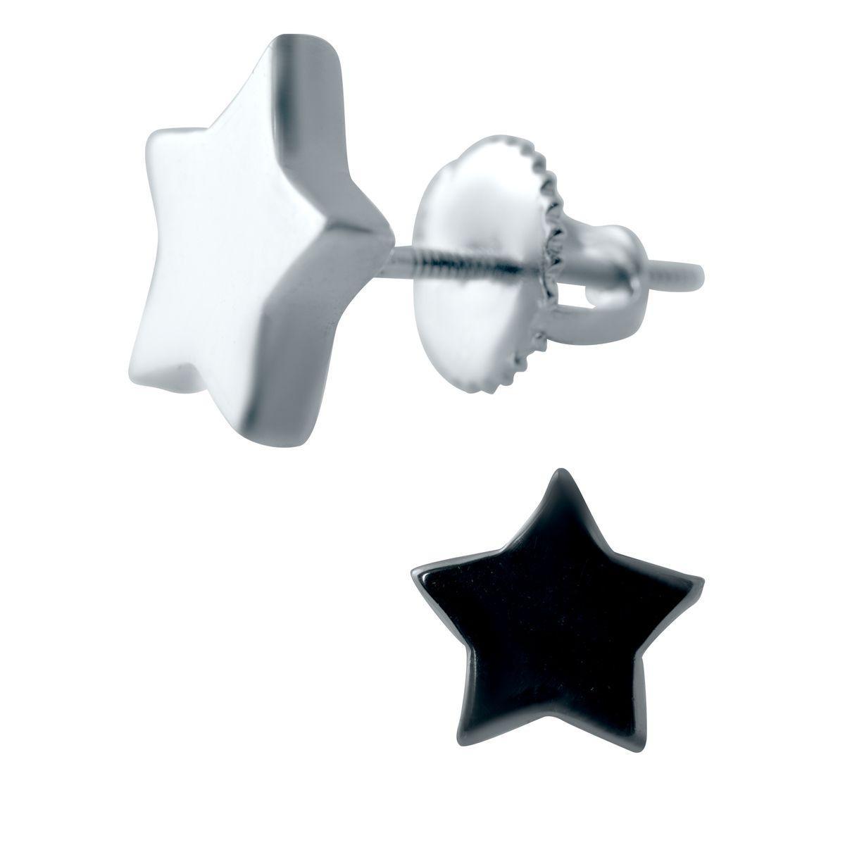 Серебряные серьги DreamJewelry без камней (2042013)