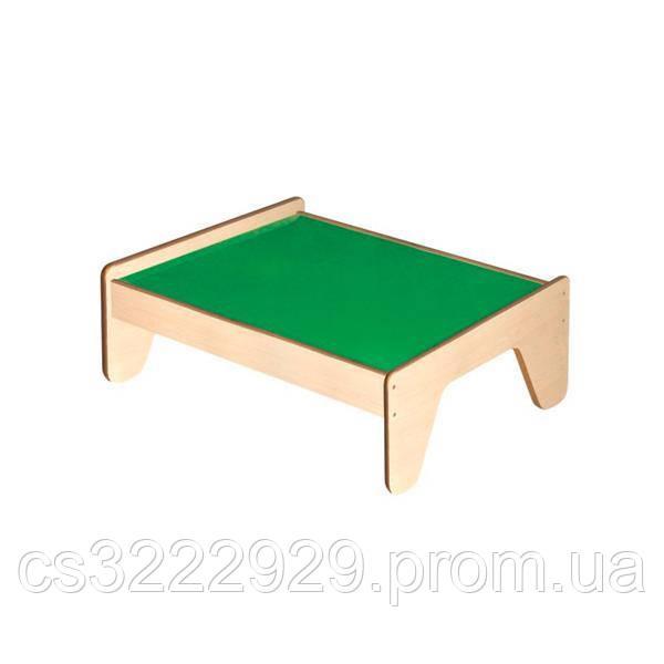 Стіл ігровий Viga Toys для залізниць (50284)