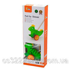 Каталка Viga Toys Динозаврик (50963)