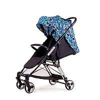 Прогулочная коляска Ninos Mini Синий с черным NM2019BJ, КОД: 316908