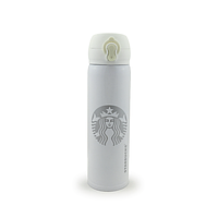 Термокружка Starbucks Старбакс 480 мл Н-600 White 220084, КОД: 1383654