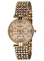 Женские наручные часы Guardo P11378m GG Золотистый, КОД: 1548555