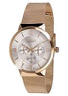 Мужские наручные часы Guardo S01626m GW Золотистый, КОД: 1548716