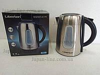 Електричний чайник Liberton LEK-1770 1,7 л, фото 1
