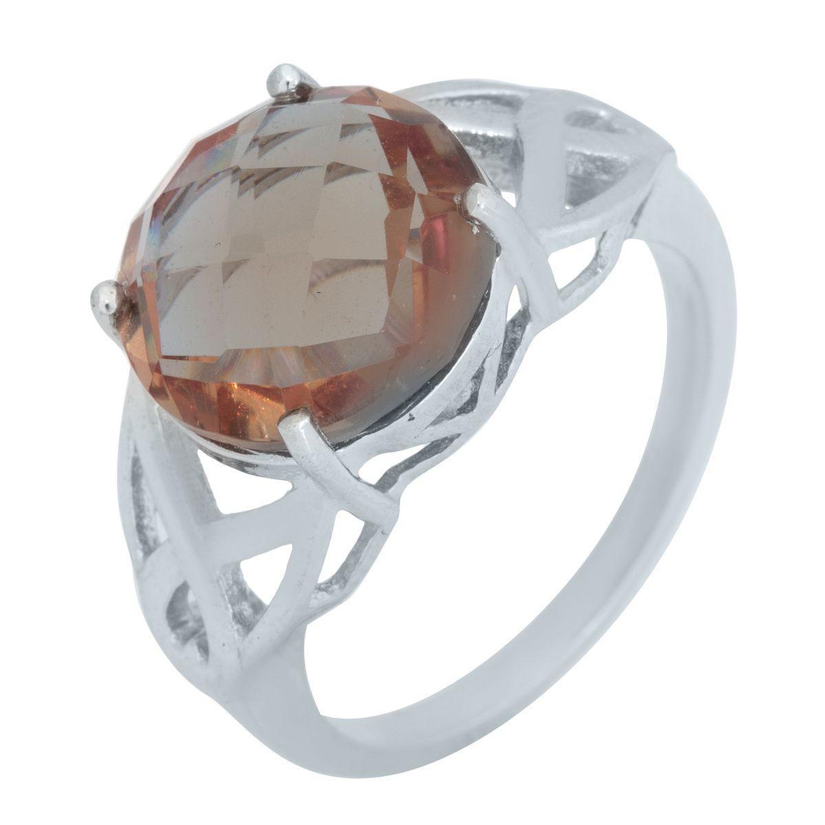Серебряное кольцо DreamJewelry с Султанит султанитом (2007586) 17 размер