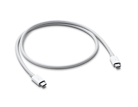 Кабель TYPE C to TYPE C USB-C MQ4H2ZM A 0.8 м Белый hubGhgm49483, КОД: 1716950