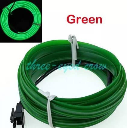 Неон Зеленый с кантом, для швов 2.3мм